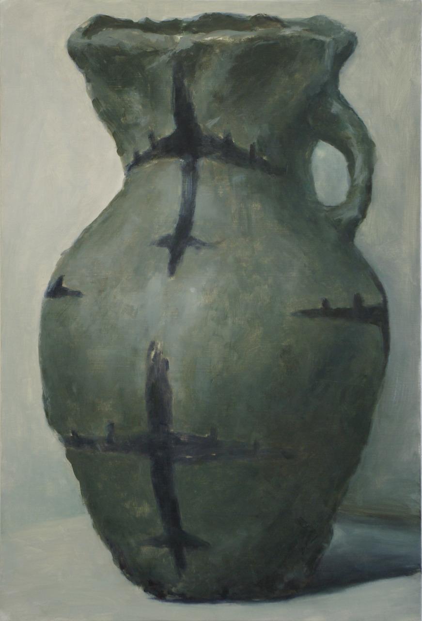 bomber vase