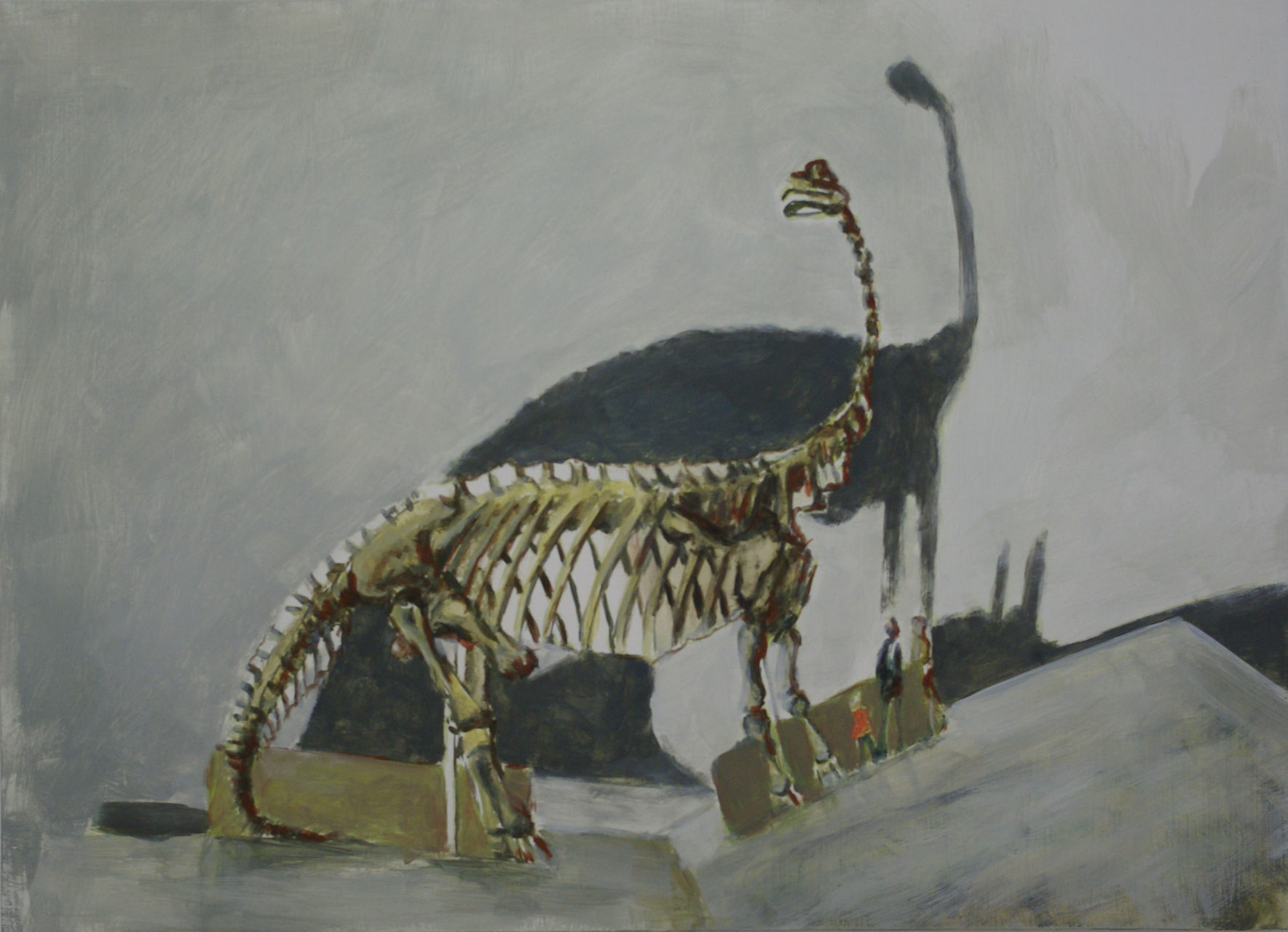 the paleontologist