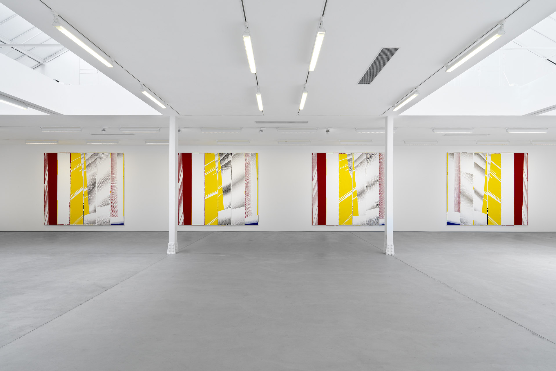 004_Installation view_Jonathan Horowitz_3048cm Paintings_SCHQ_Kingly St_26 March-30 May 2015