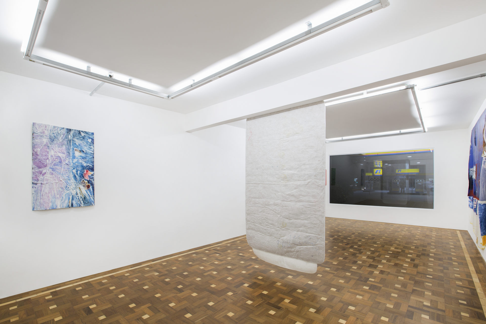 This has nothing to do with this or Same as it never was - Installation view 4