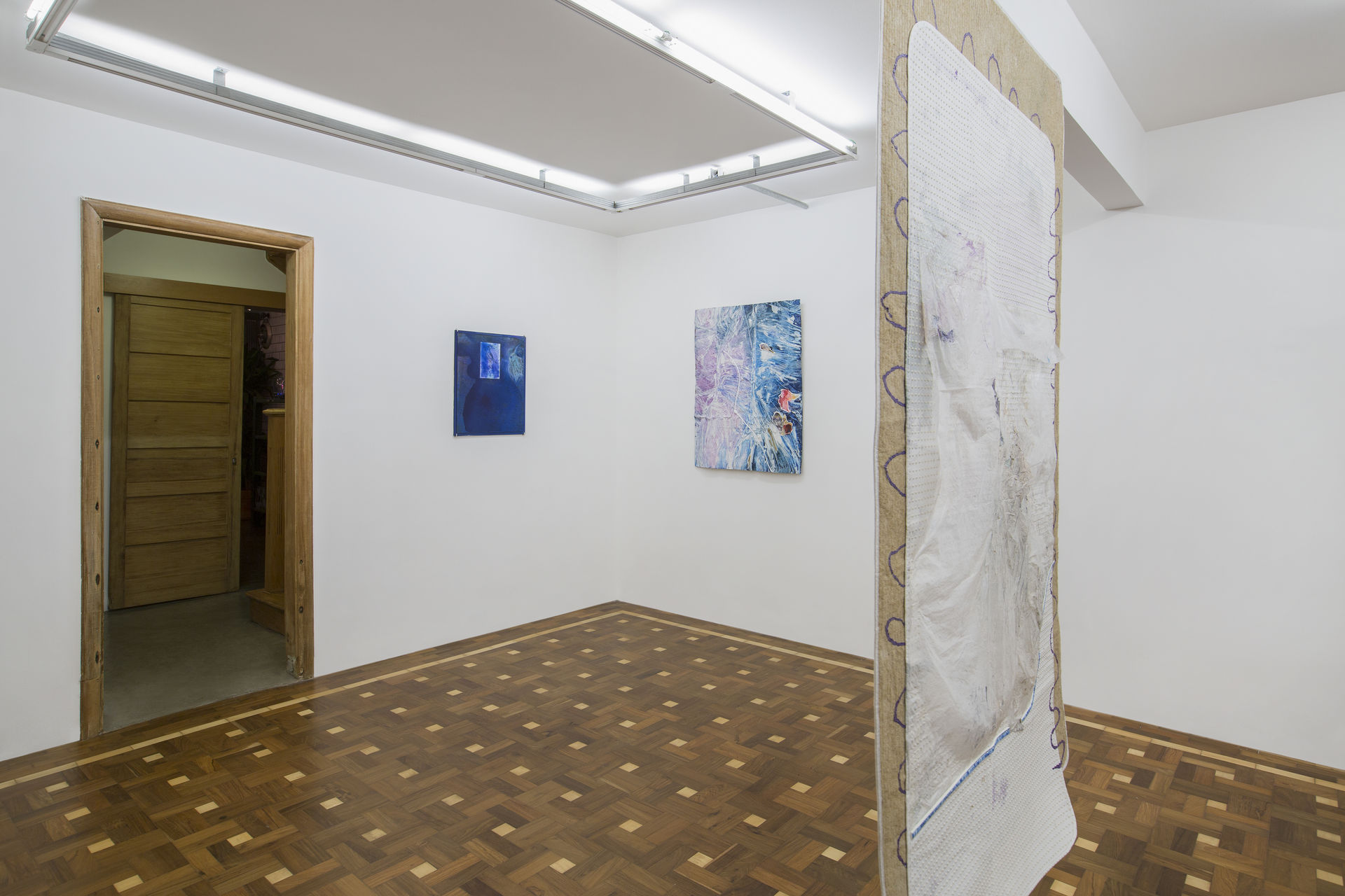 This has nothing to do with this or Same as it never was - Installation view 5