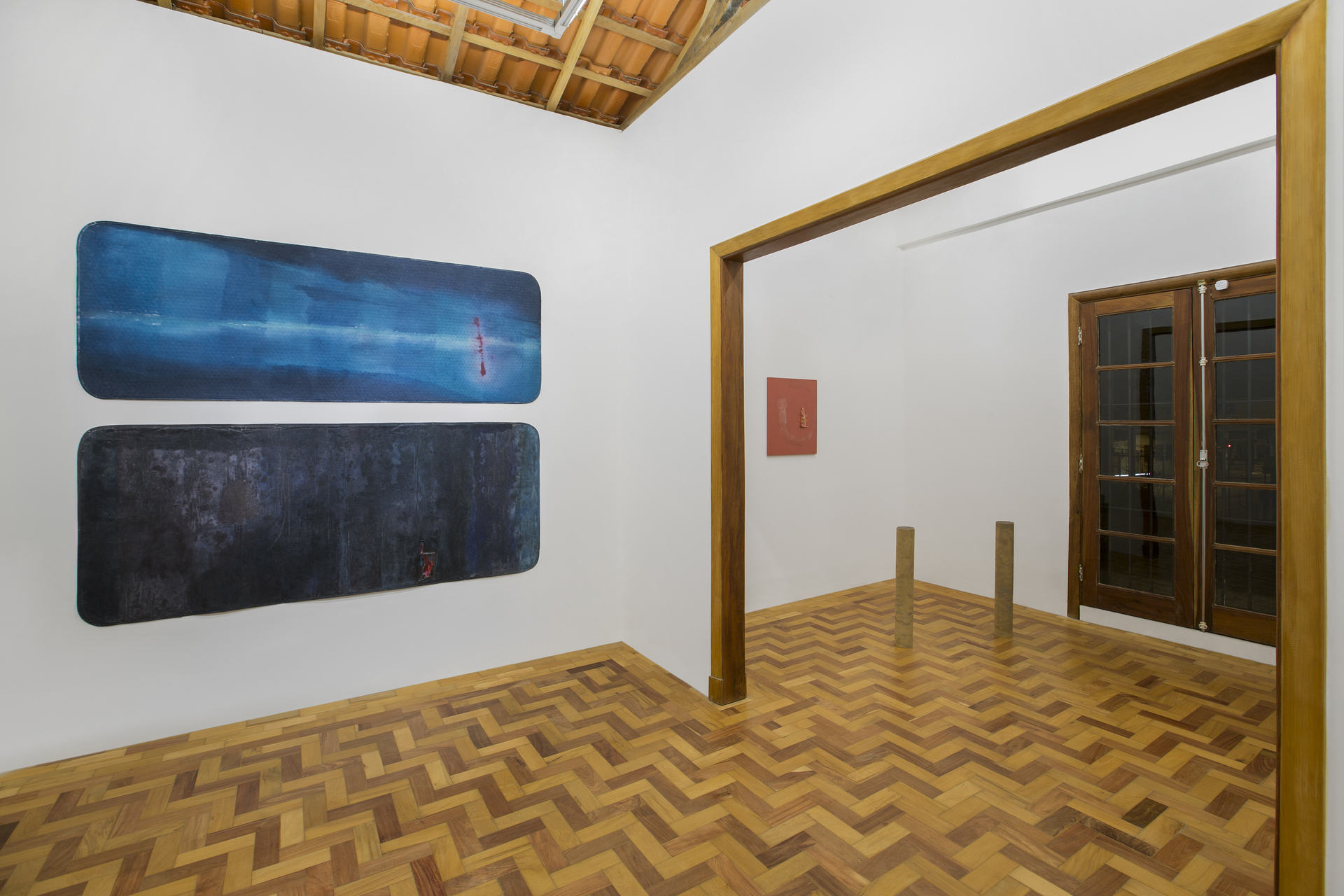 This has nothing to do with this or Same as it never was - Installation view 6