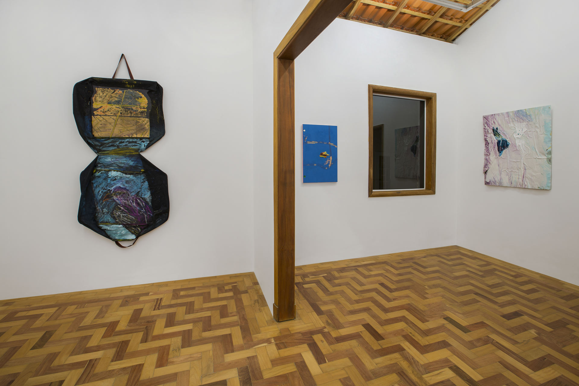 This has nothing to do with this or Same as it never was - Installation view 7