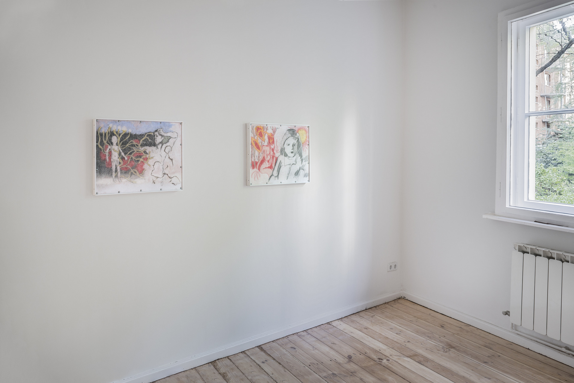 AH_Installation view_Softer Than Stone And Sick in your Mind_2015_Photo Credit_Joachim Schulz_Courtesy_Croy Nielsen_1