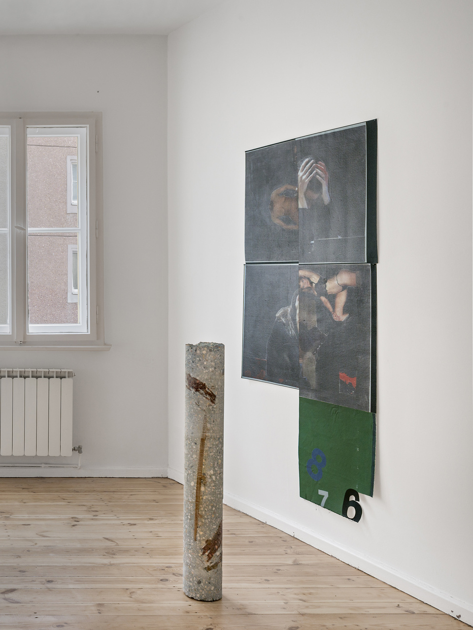 DB_Installation view_Softer Than Stone And Sick in your Mind_2015_Photo Credit_Joachim Schulz_Courtesy_Croy Nielsen_1