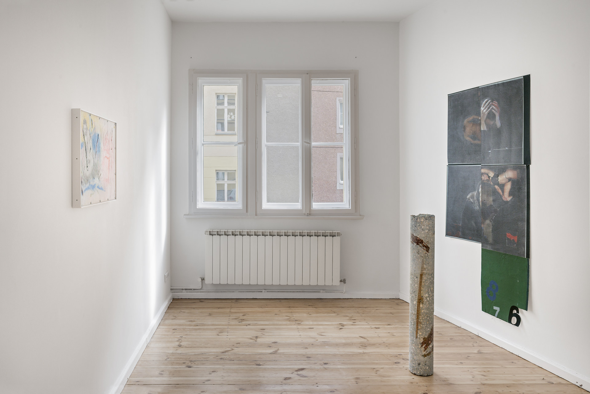 Installation view_Softer Than Stone And Sick in your Mind_2015_Photo Credit_Joachim Schulz_Courtesy_Croy Nielsen_2