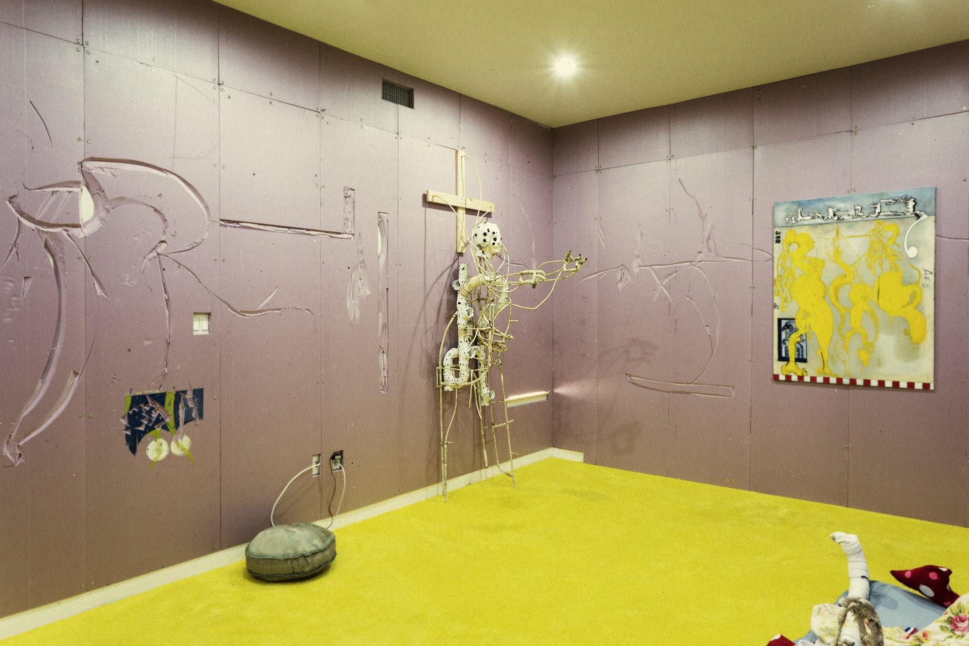 4 (Installation View)