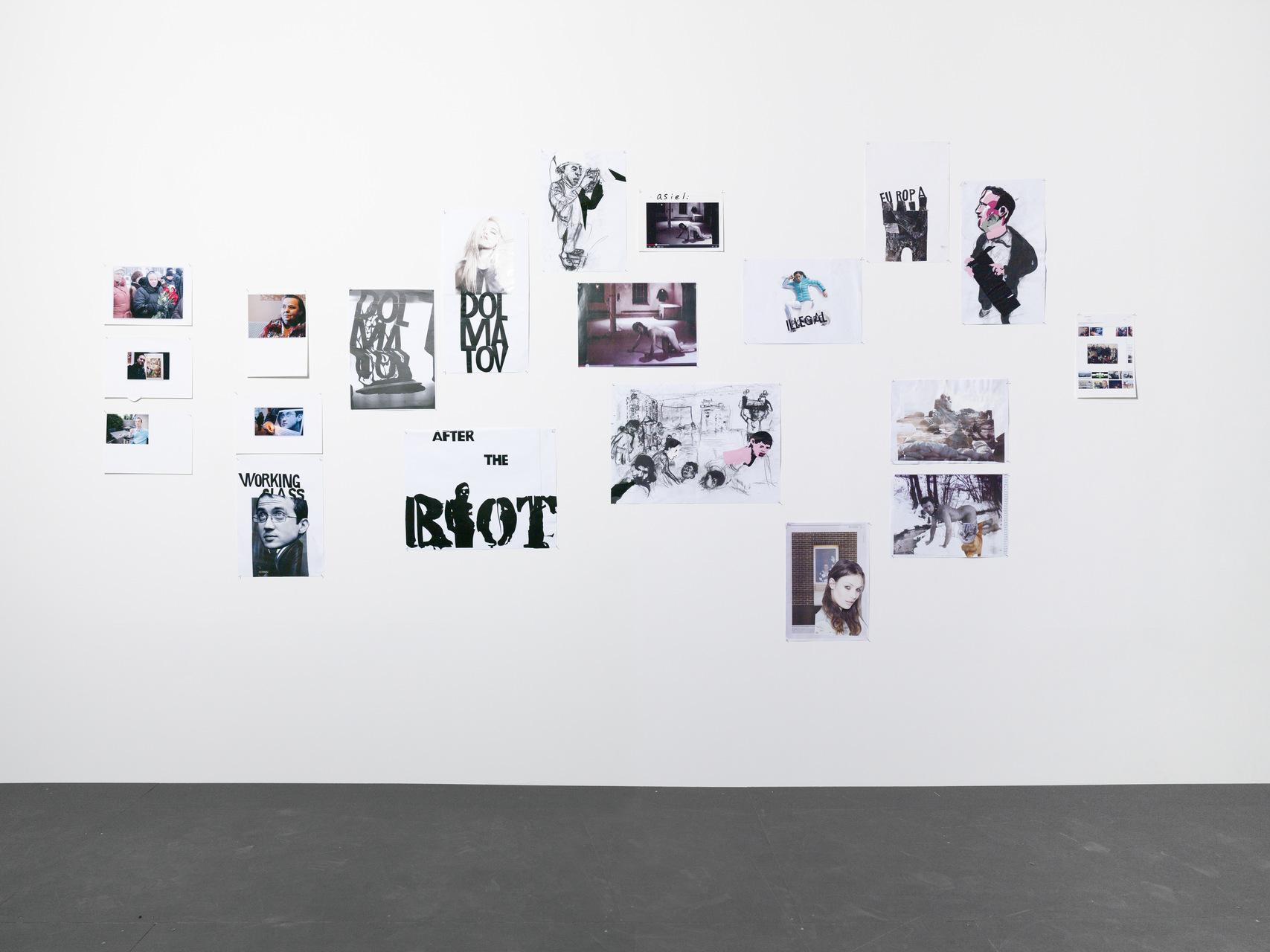 Erik van Lieshout_Untitled_Galerie Guido W. Baudach_I 16