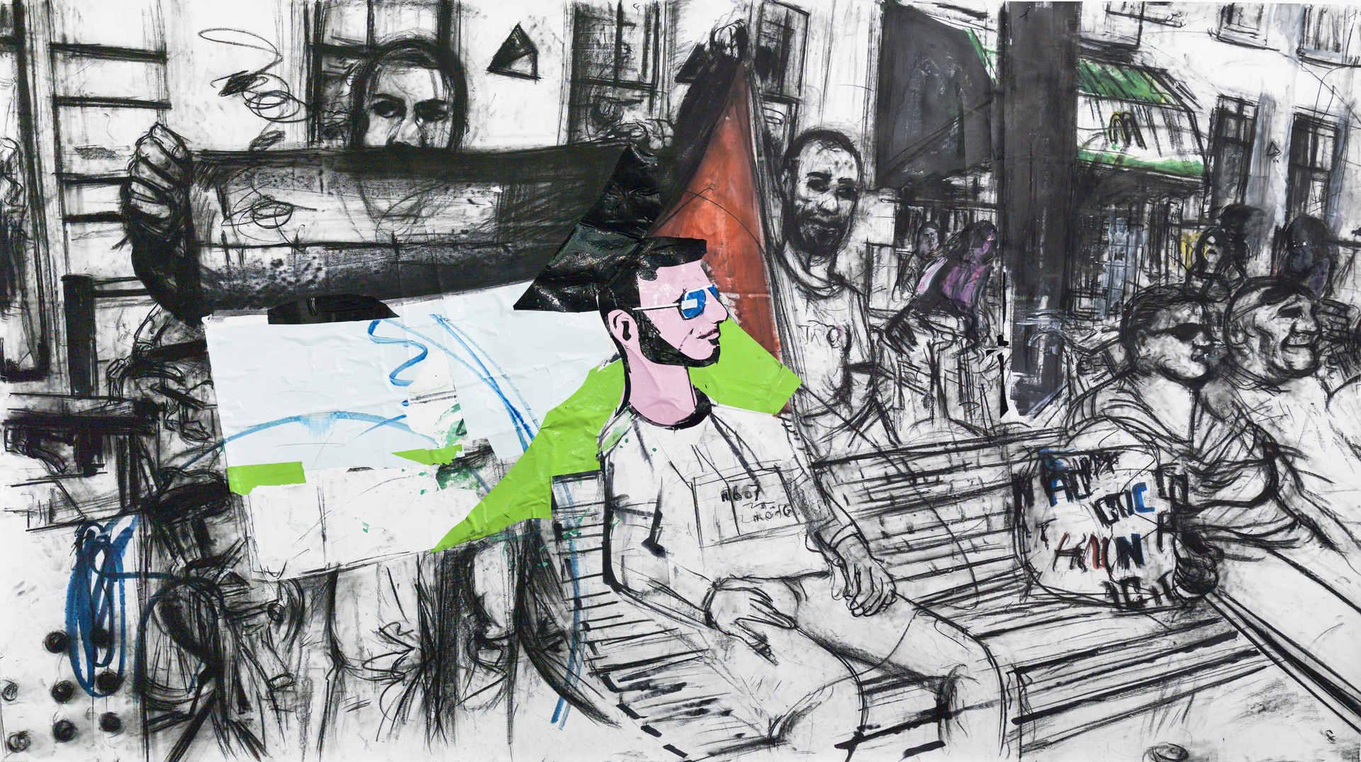 Erik van Lieshout_Untitled_Galerie Guido W. Baudach_P 81