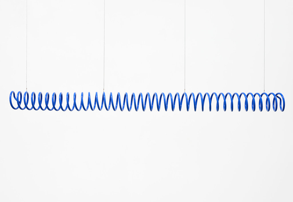 Yonatan Vinitsky_2015_Ensemble Orientation Quick Jerky Movements Stop (Blue.12.130.38)_13.5x211x13.5cm_2015-yv-03