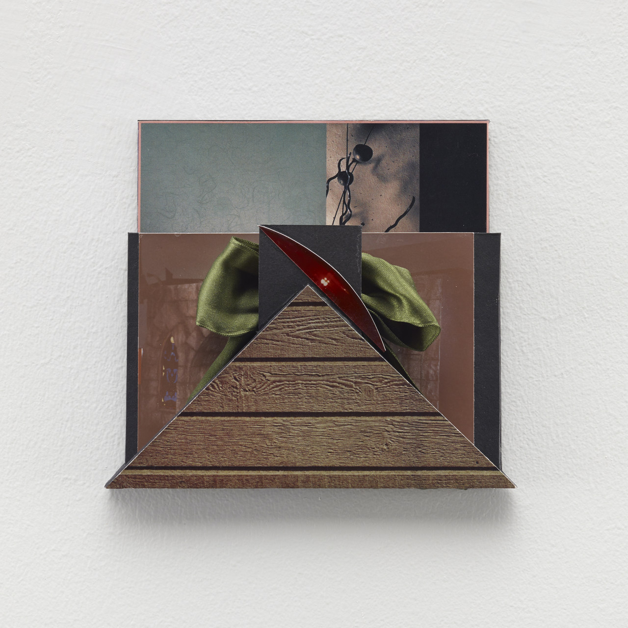 12.Fecteau_Untitled, 2014_Mixed media collage_5.75 x 6.25 x 1.5 inches