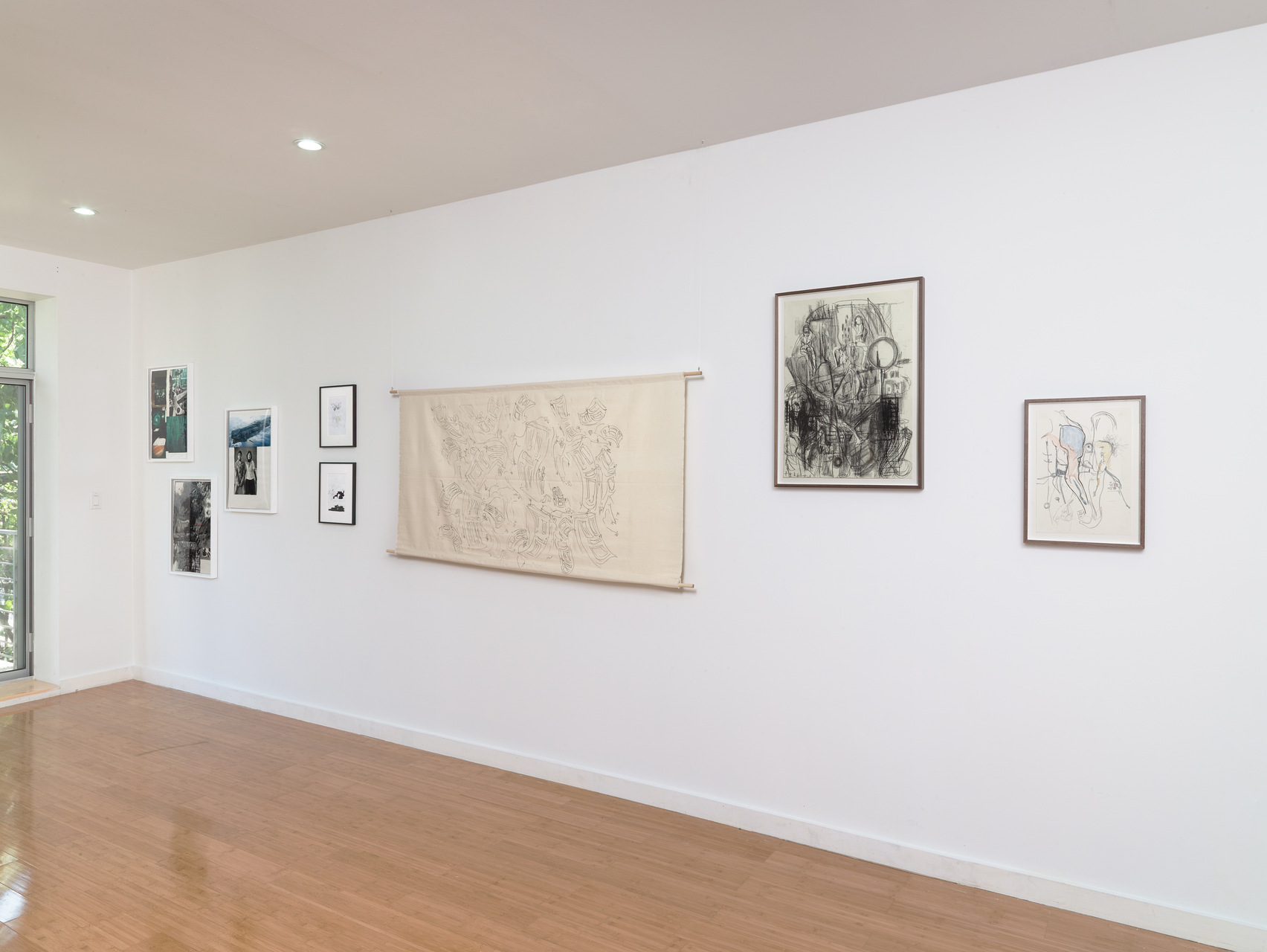 3 Installation View