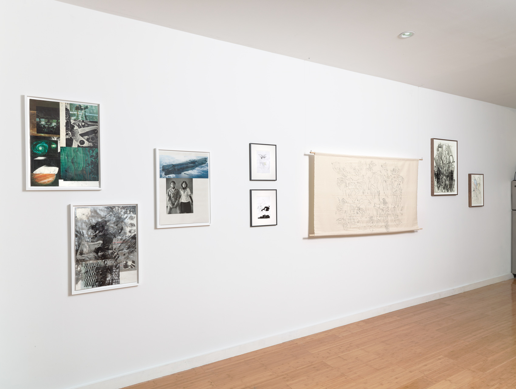 4 - Installation view
