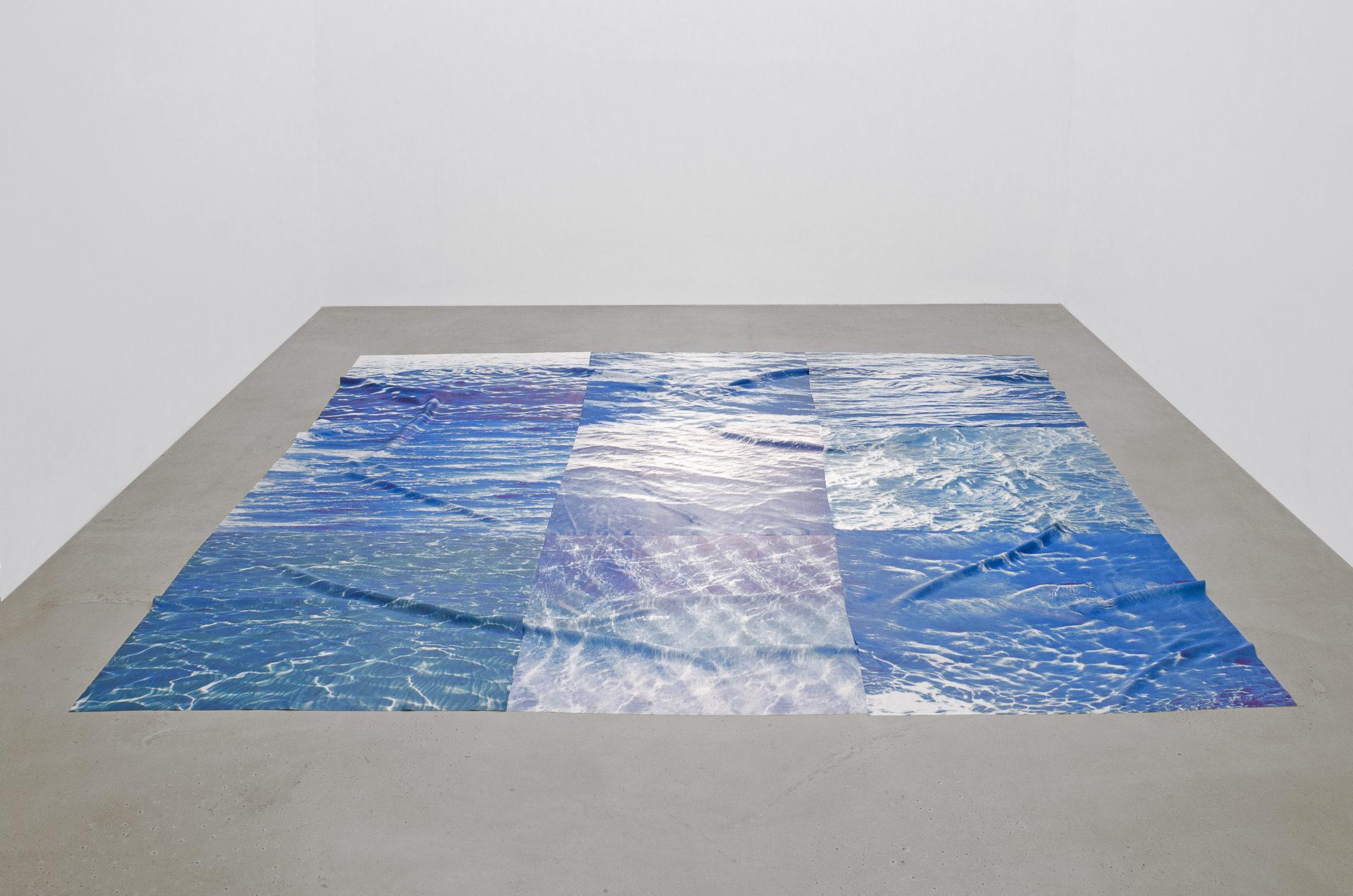 Nona Inescu, L'état de la mer, 2015