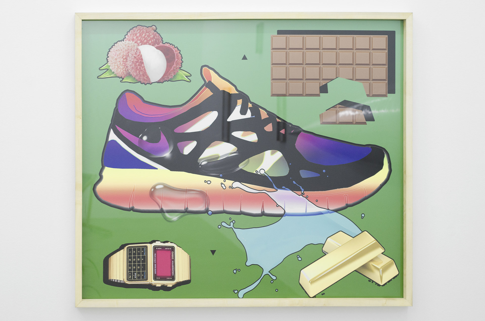 George Cringasu, free_run_vector, 2014