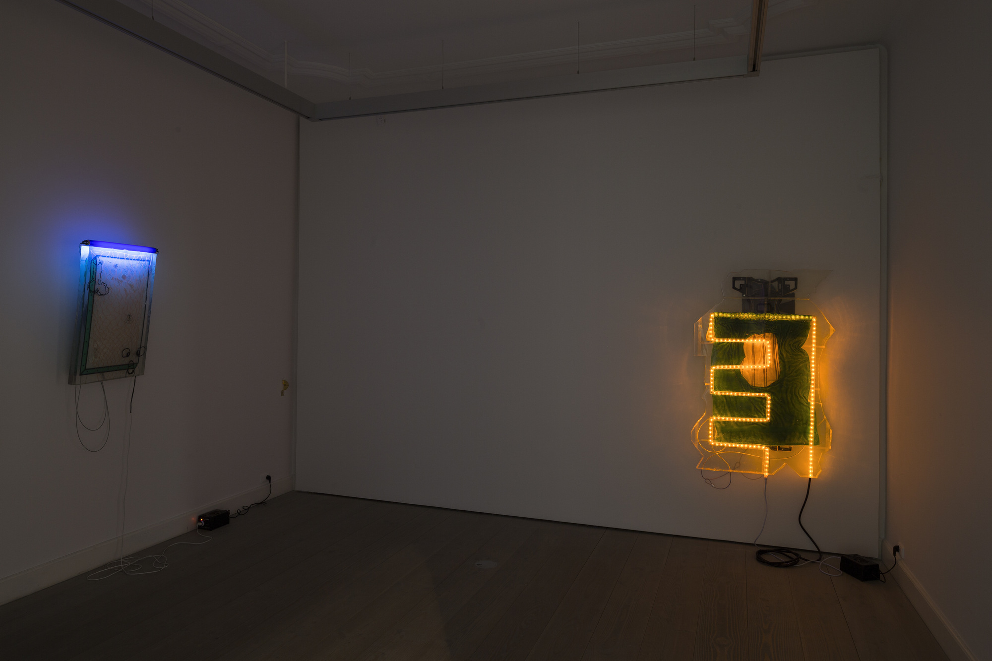 Carl Palm.installationview.2015. credit Torben Eskerod