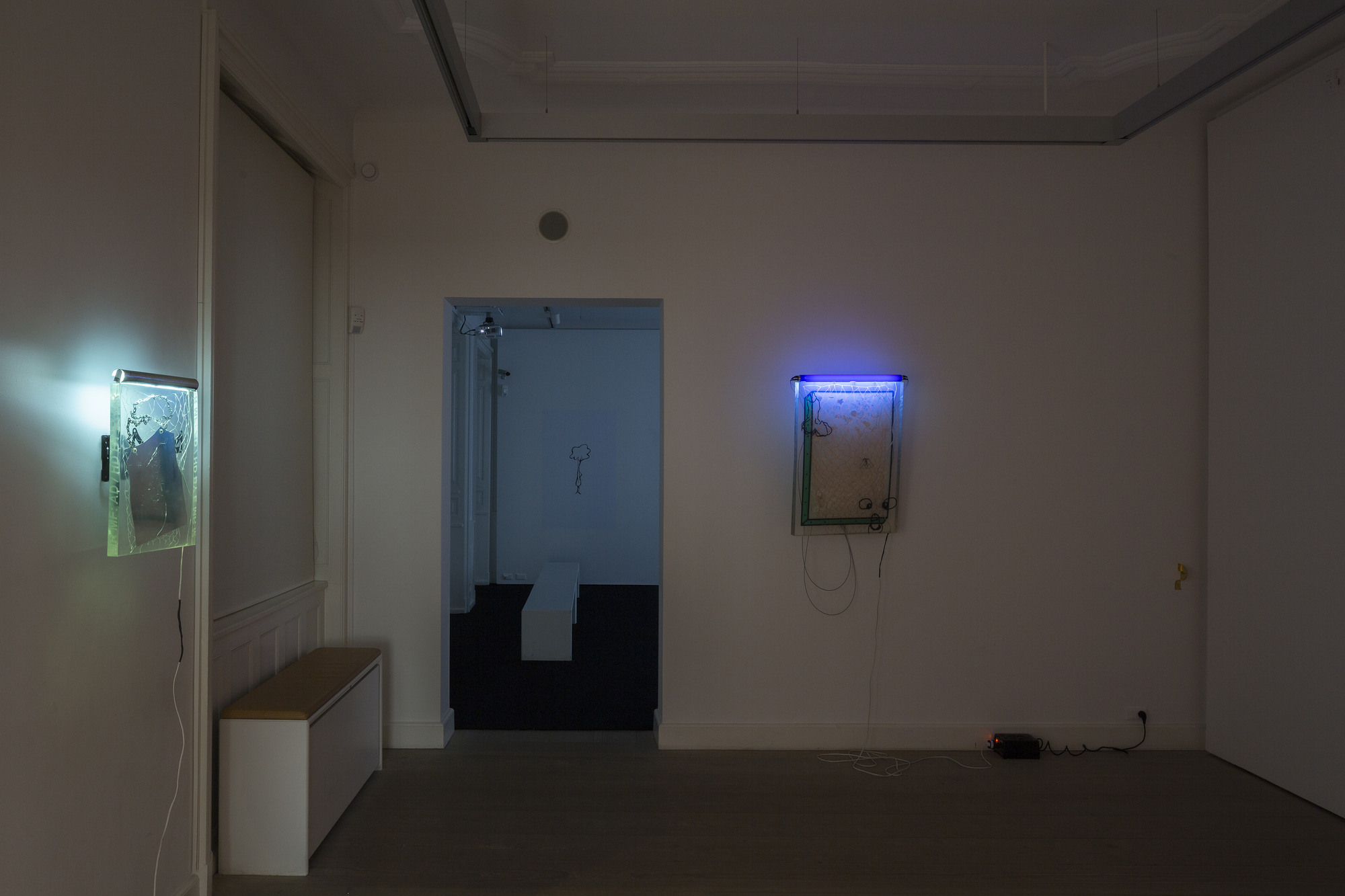 Carl Palm.installationview.2015. credit Torben Eskerod2