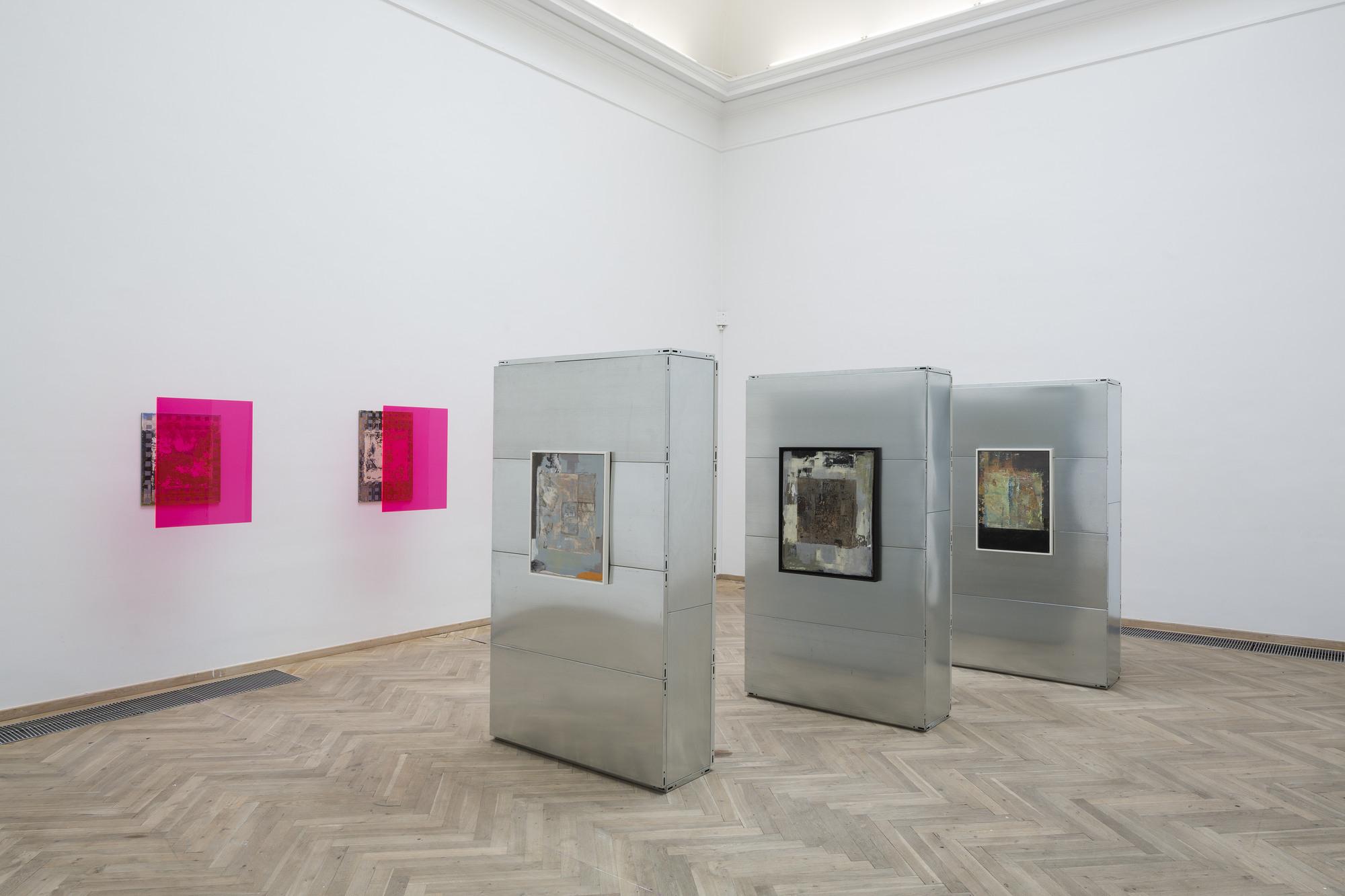Elena Bajo. 2015. installationview. credit Torben Eskerod