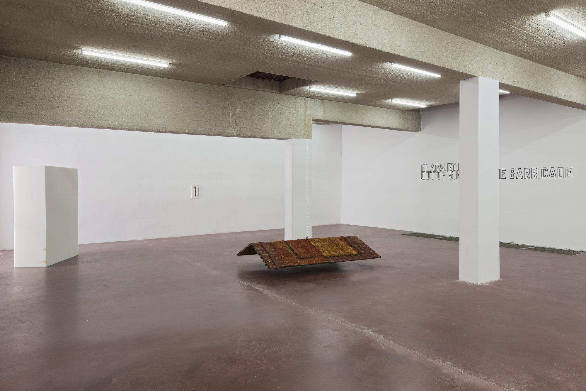 Shibboleth, 2015, Exhibition View, Floor -1