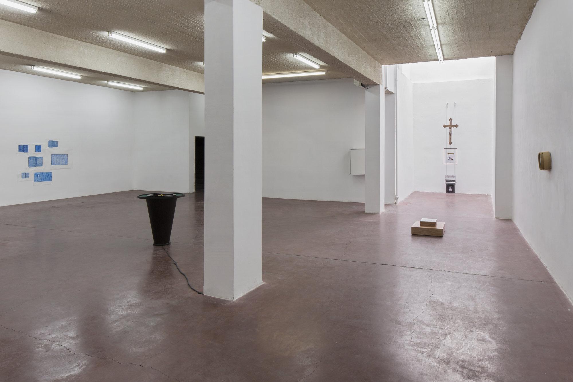 Shibboleth, 2015, Exhibition View, Floor -2