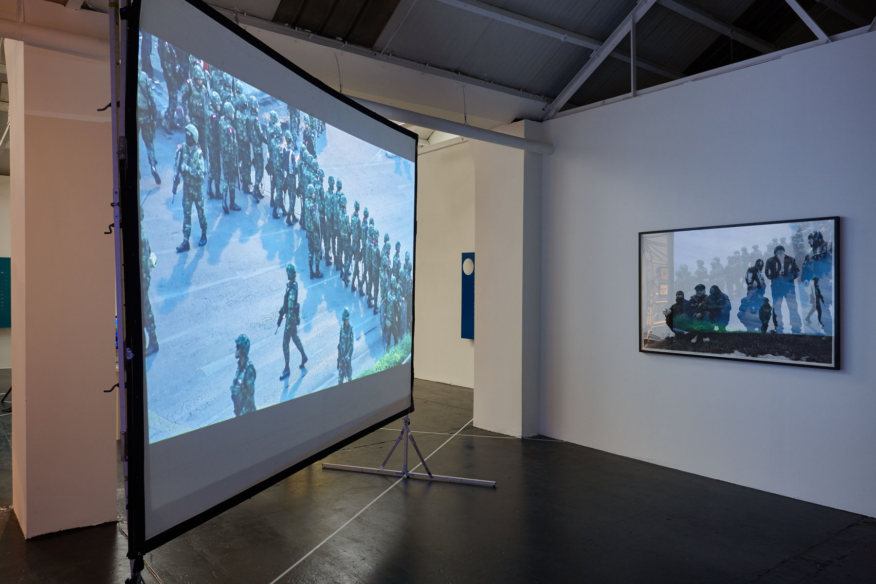 System of a Down - Installation view 06
