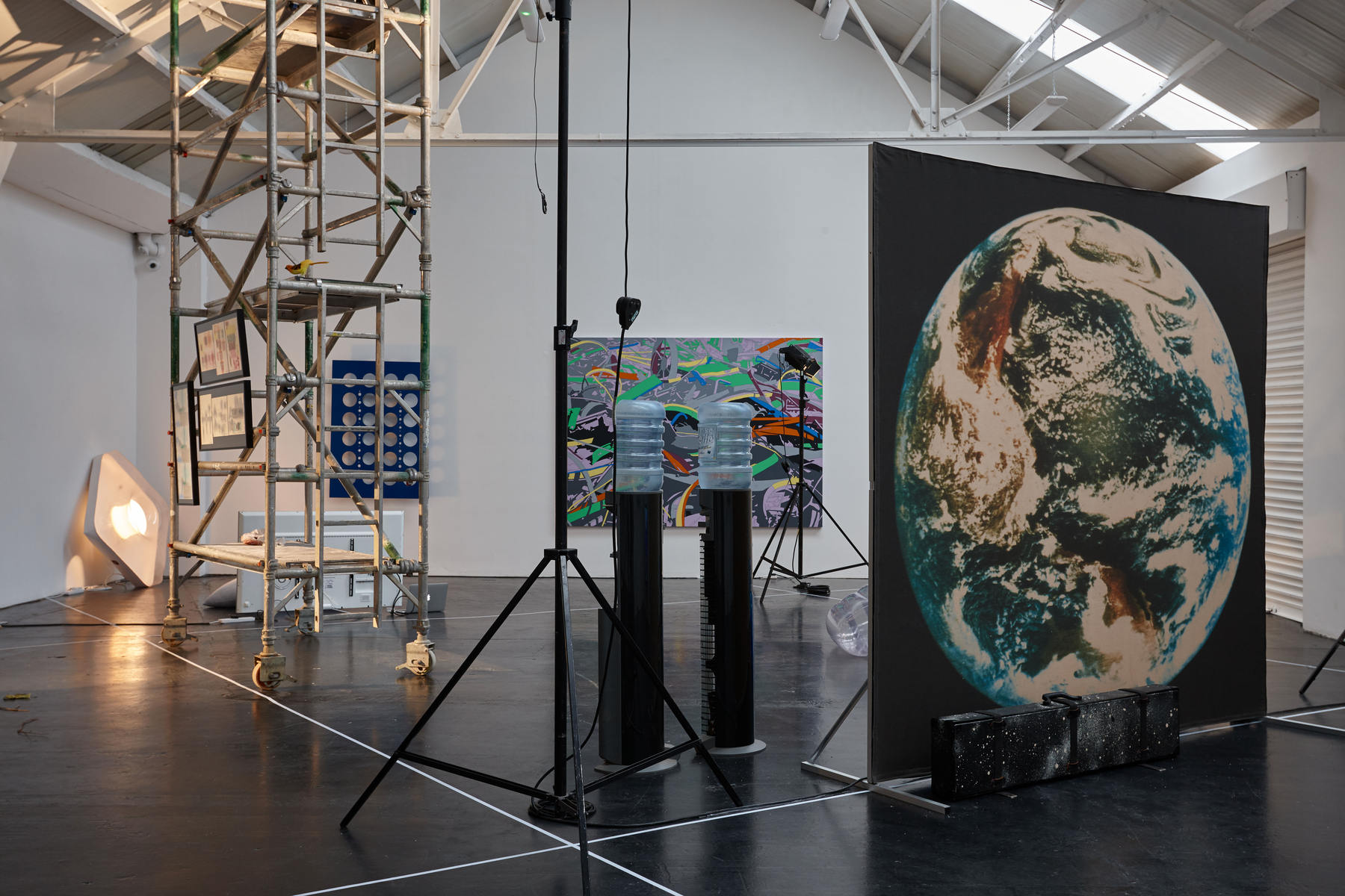 System of a Down - Installation view 24