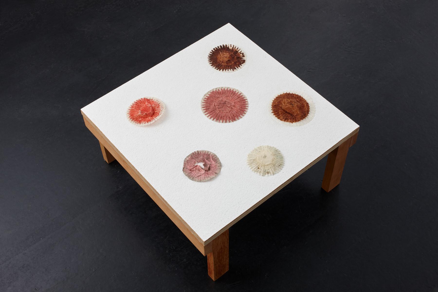 Yuji Agematsu - Table Work, 2011-2014