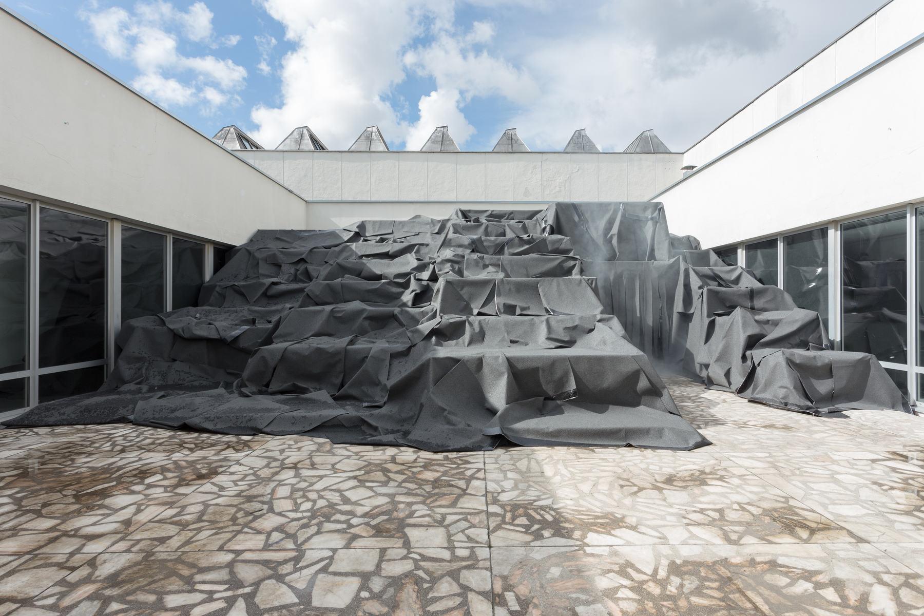b01 Black mountain by Andreas Angelidakis
