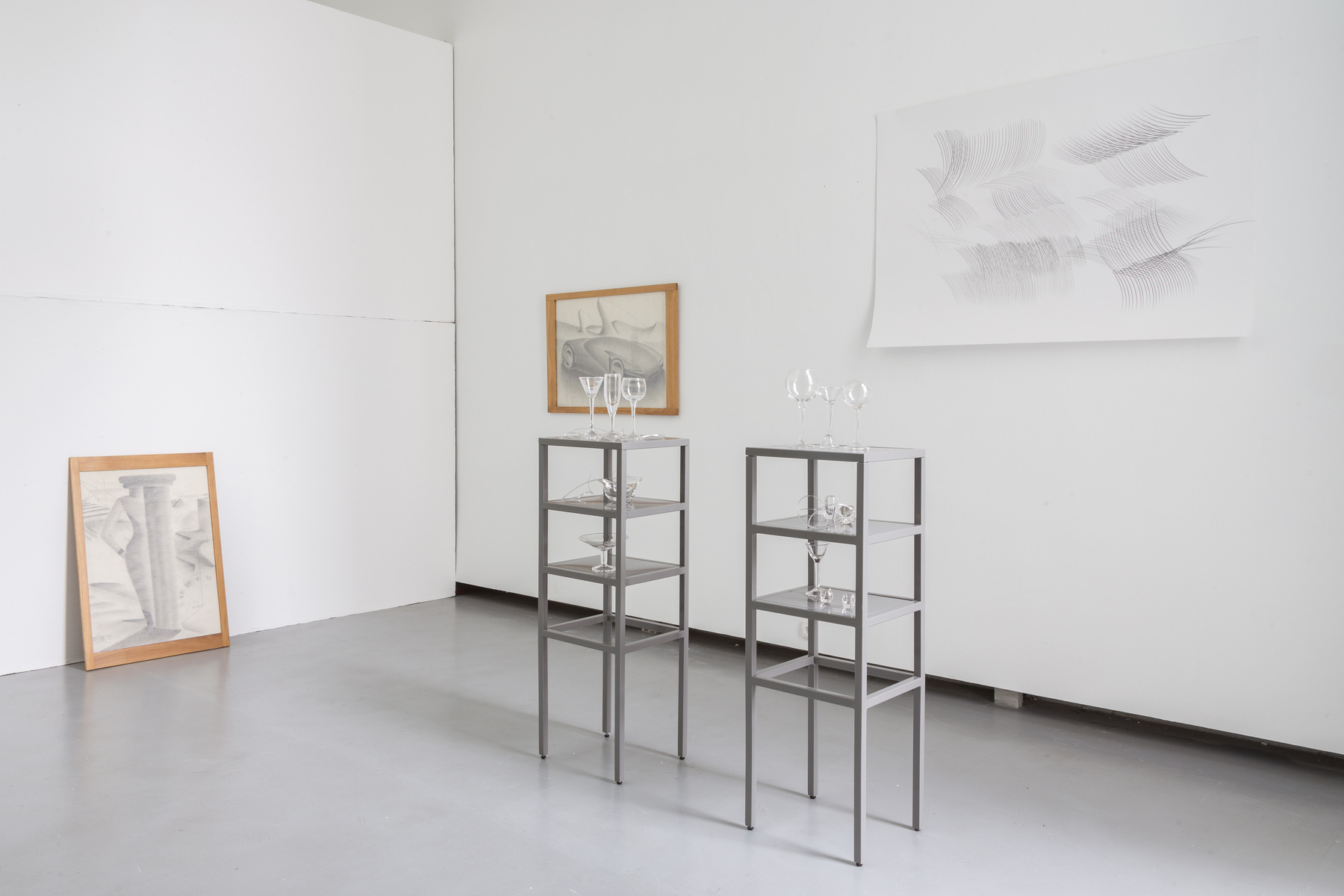 b15 - Solo exhibition at CAC Kitchen by Antanas Gerlikas