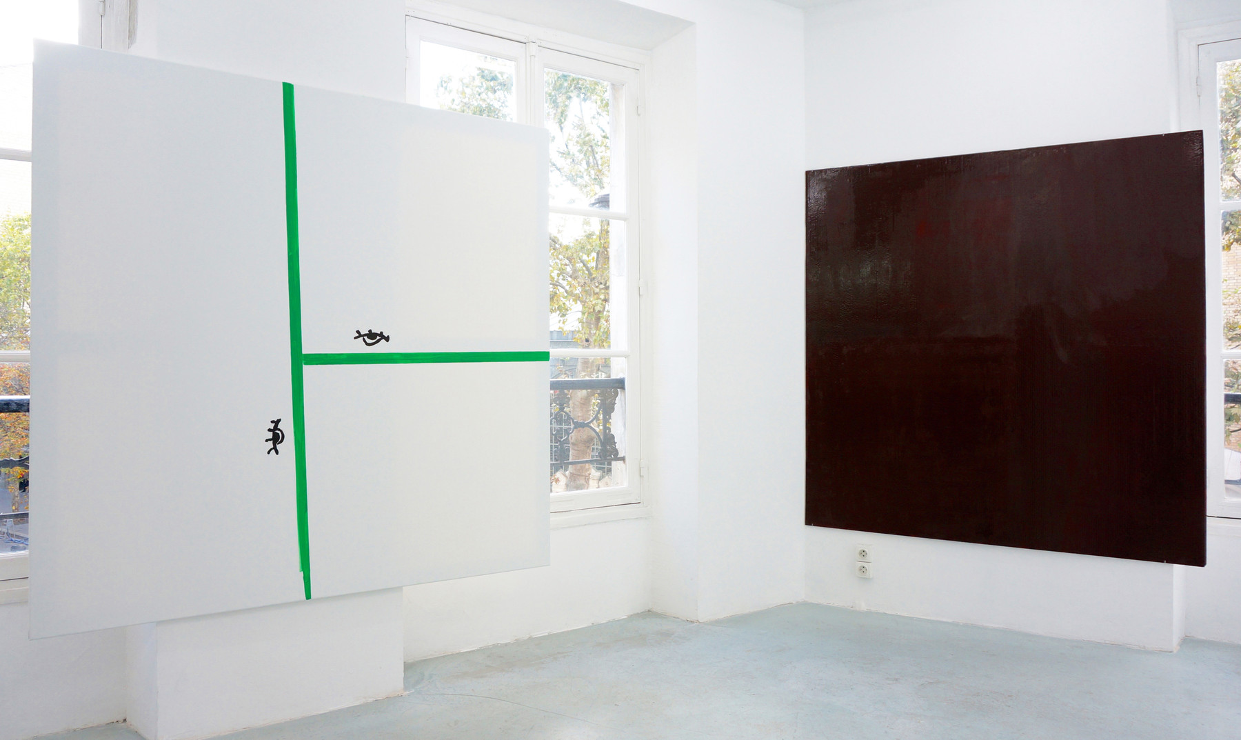 Galerie Joseph Tang _Alexander Lieck_Oci Ciornie_2015_05