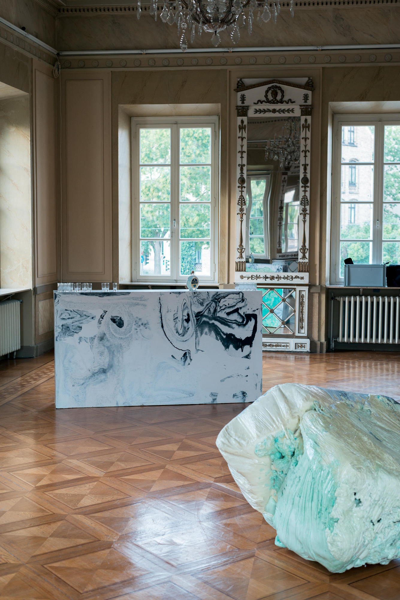 Open House at Kunstverein Braunschweig_Peles Empire 2