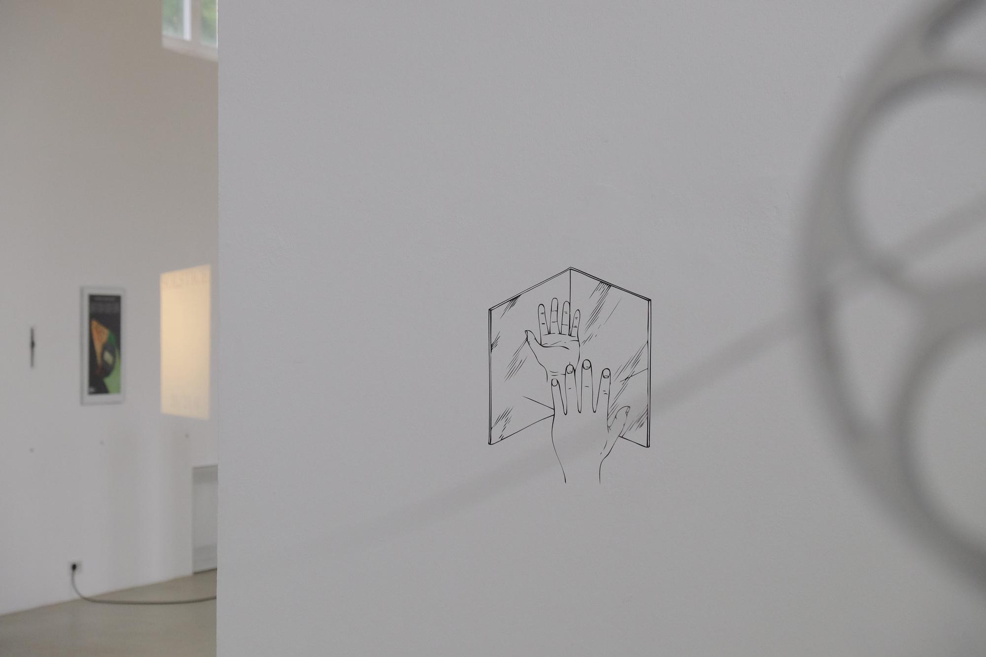 True Mirror_wall vinyl