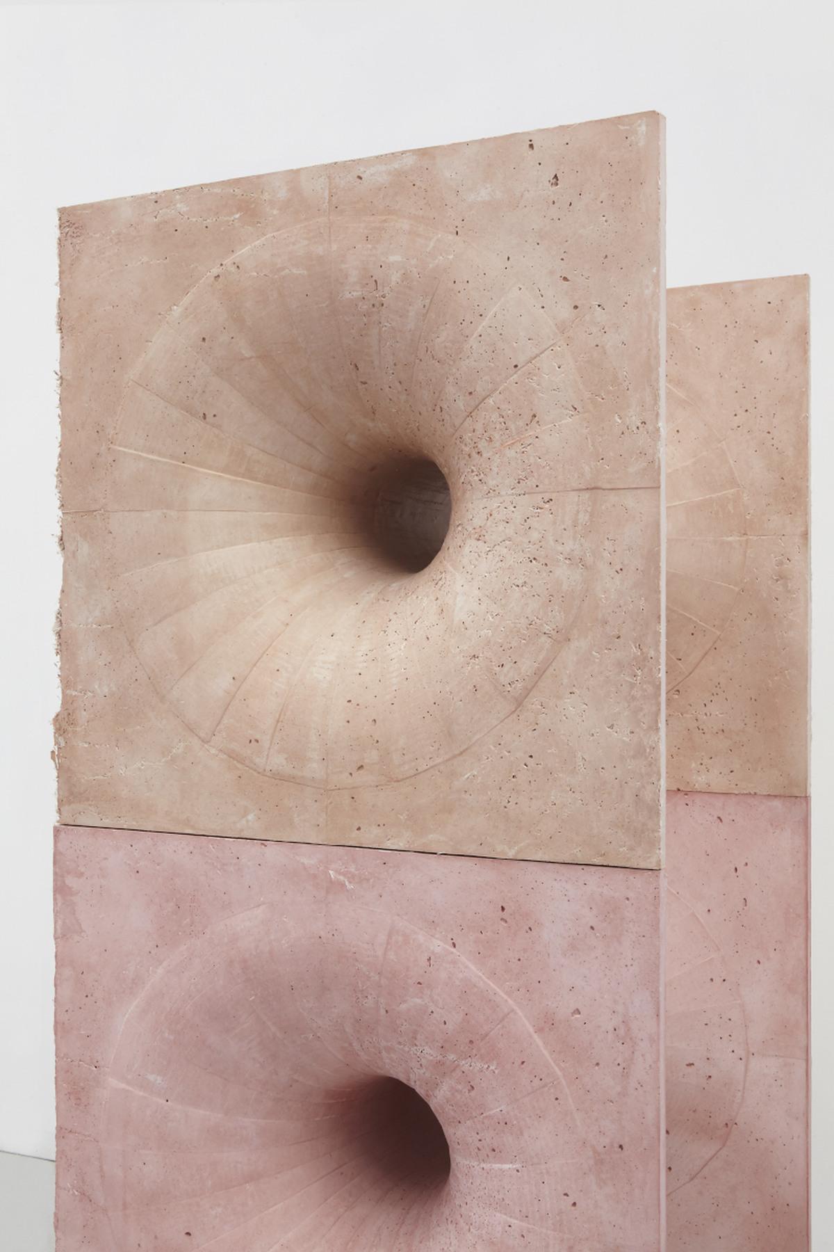 60.Hoeber_Brutalist Organs, 2015_Sculpture-Fiberglass reinforced
