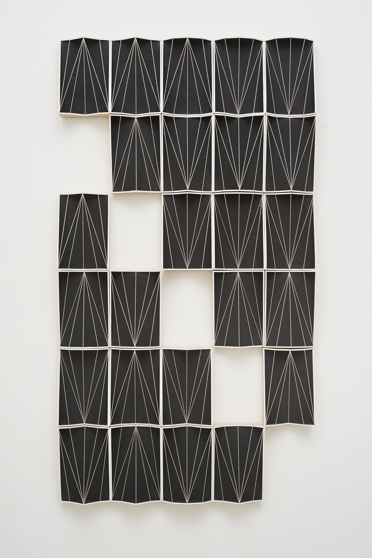 70.Hoeber_Going Nowhere Vector Model, Bas Relief Tile