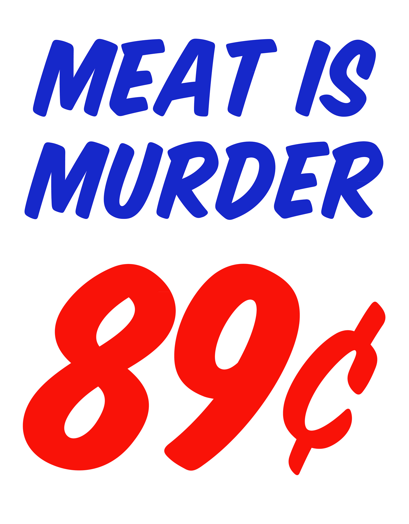 8_Meat is murder