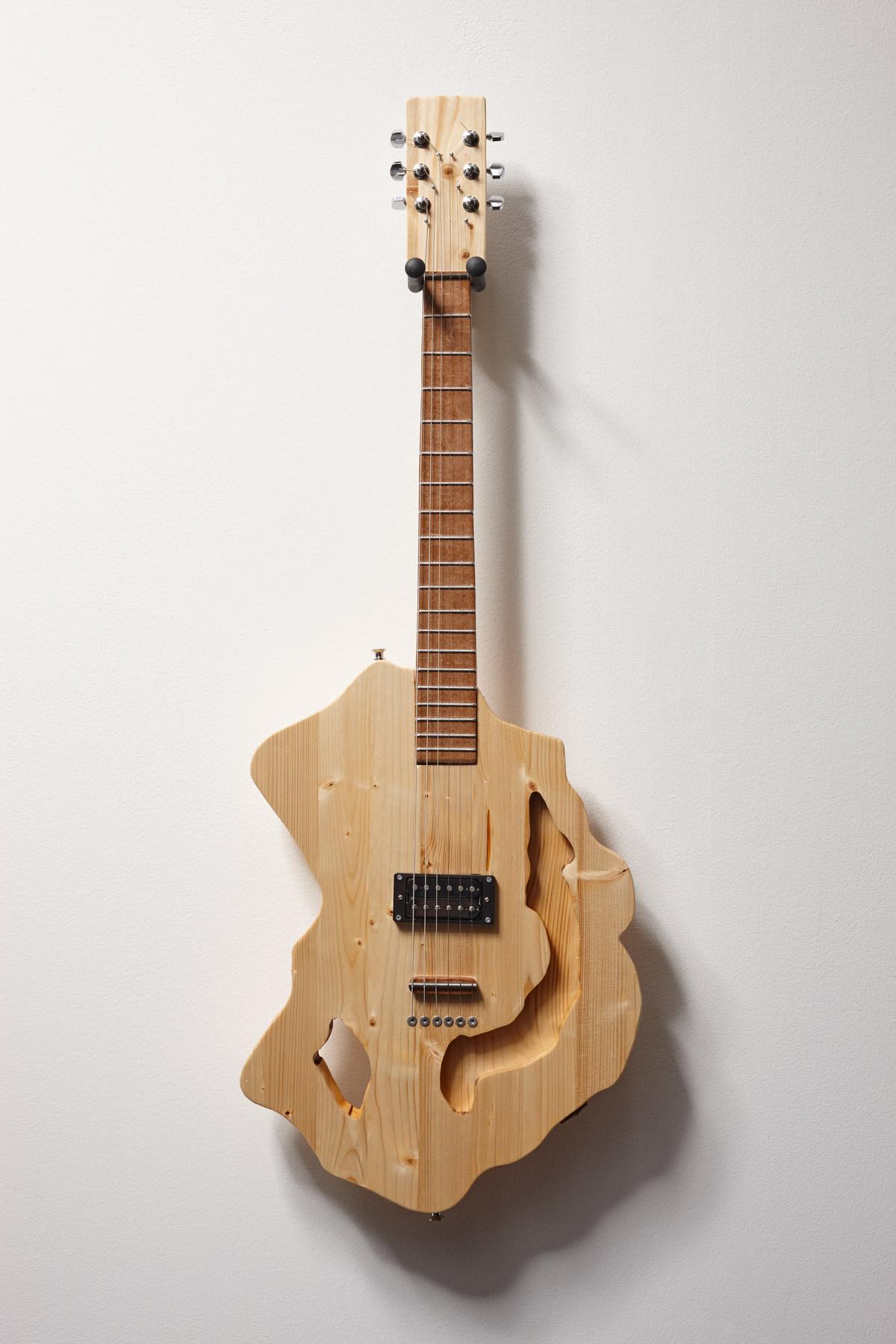 Flavio Merlo - Guitar IV, 2015