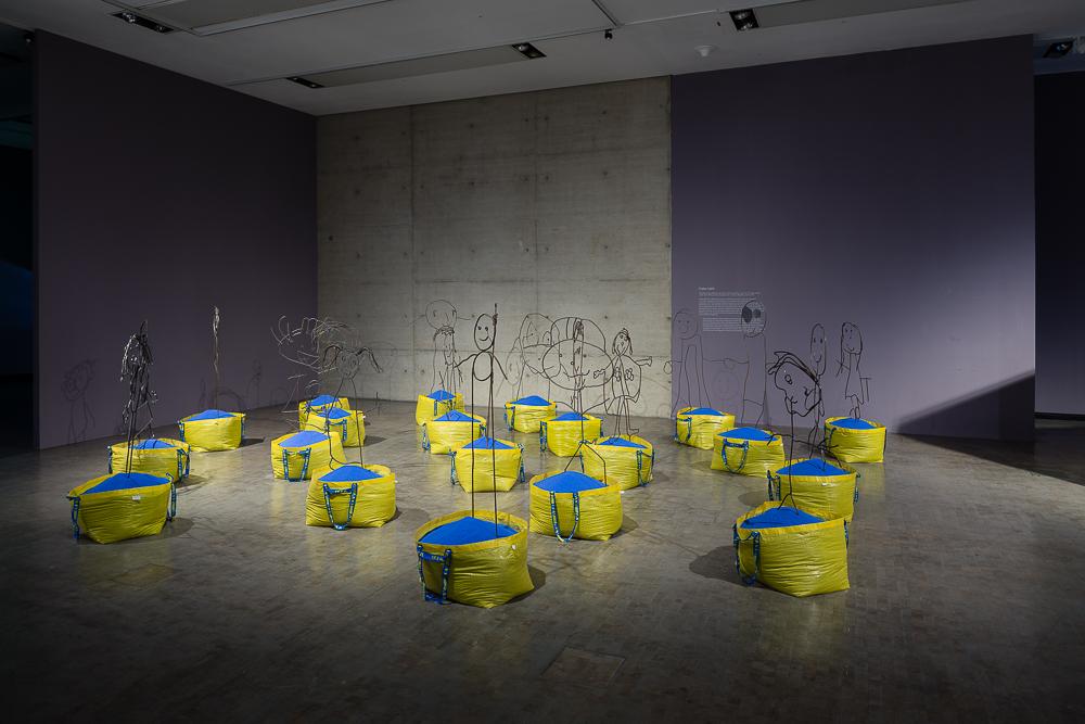 18_Ausstellungsansicht-Politischer-Populismus_JA