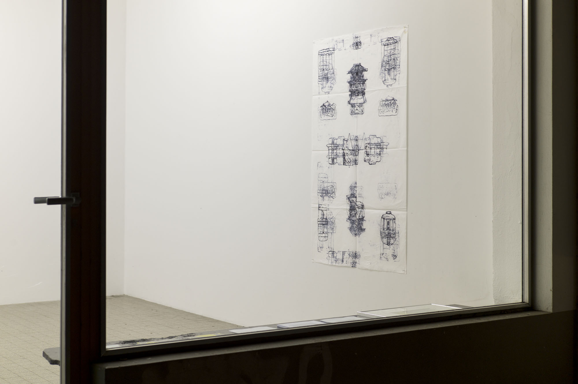 Martin Widmer, Lupo Borgonovo, WHOOSHH, Gallery Truth and Conseq