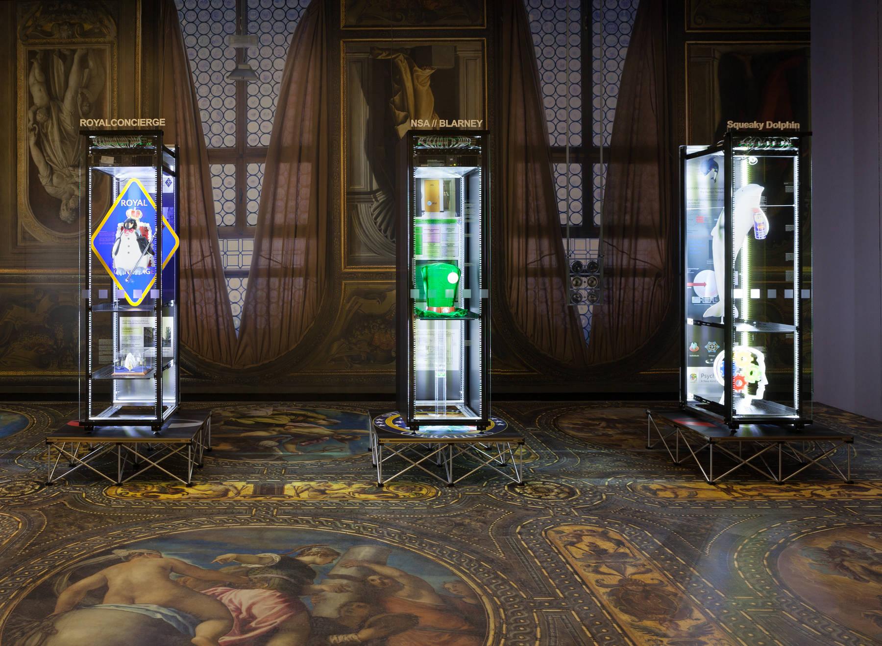 2_Ausstellungsansicht-Politischer-Populismus