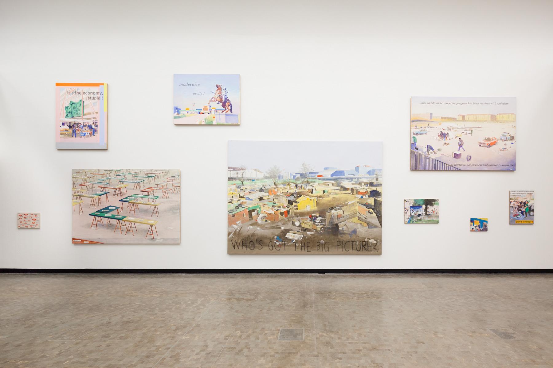 7_Ausstellungsansicht-Politischer-Populismus