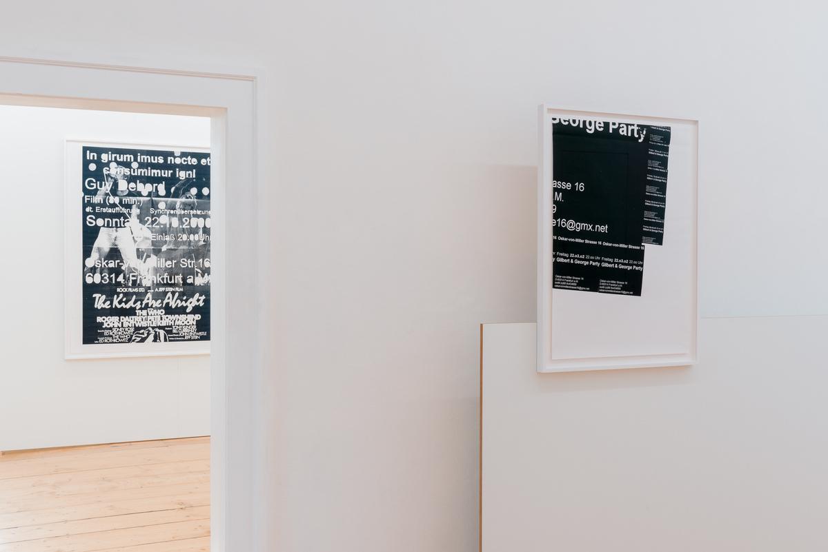 Michael Riedel at Kunstverein BraunschweigXVI