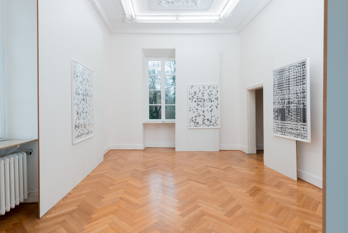 Michael Riedel at Kunstverein Braunschweig_I