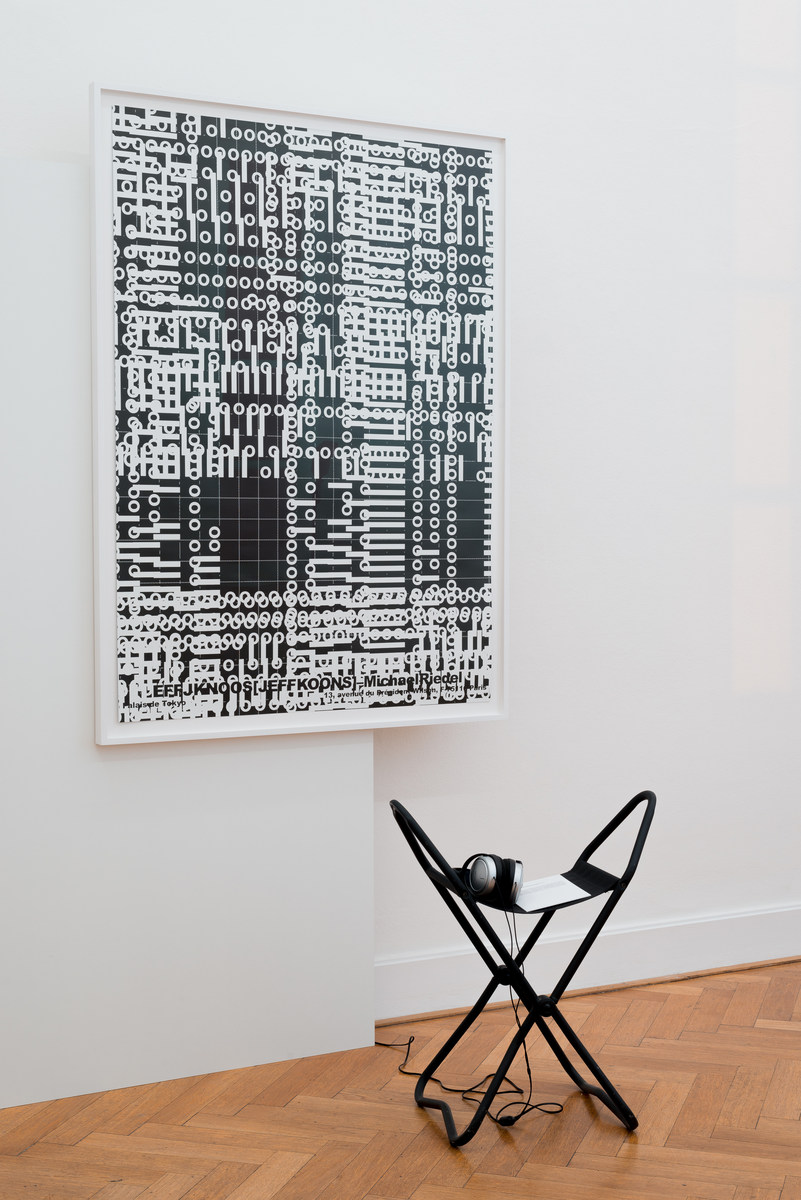 Michael Riedel at Kunstverein Braunschweig_IV
