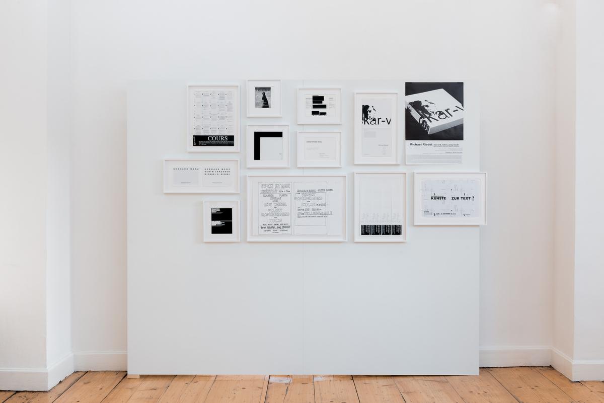 Michael Riedel at Kunstverein Braunschweig_XIII