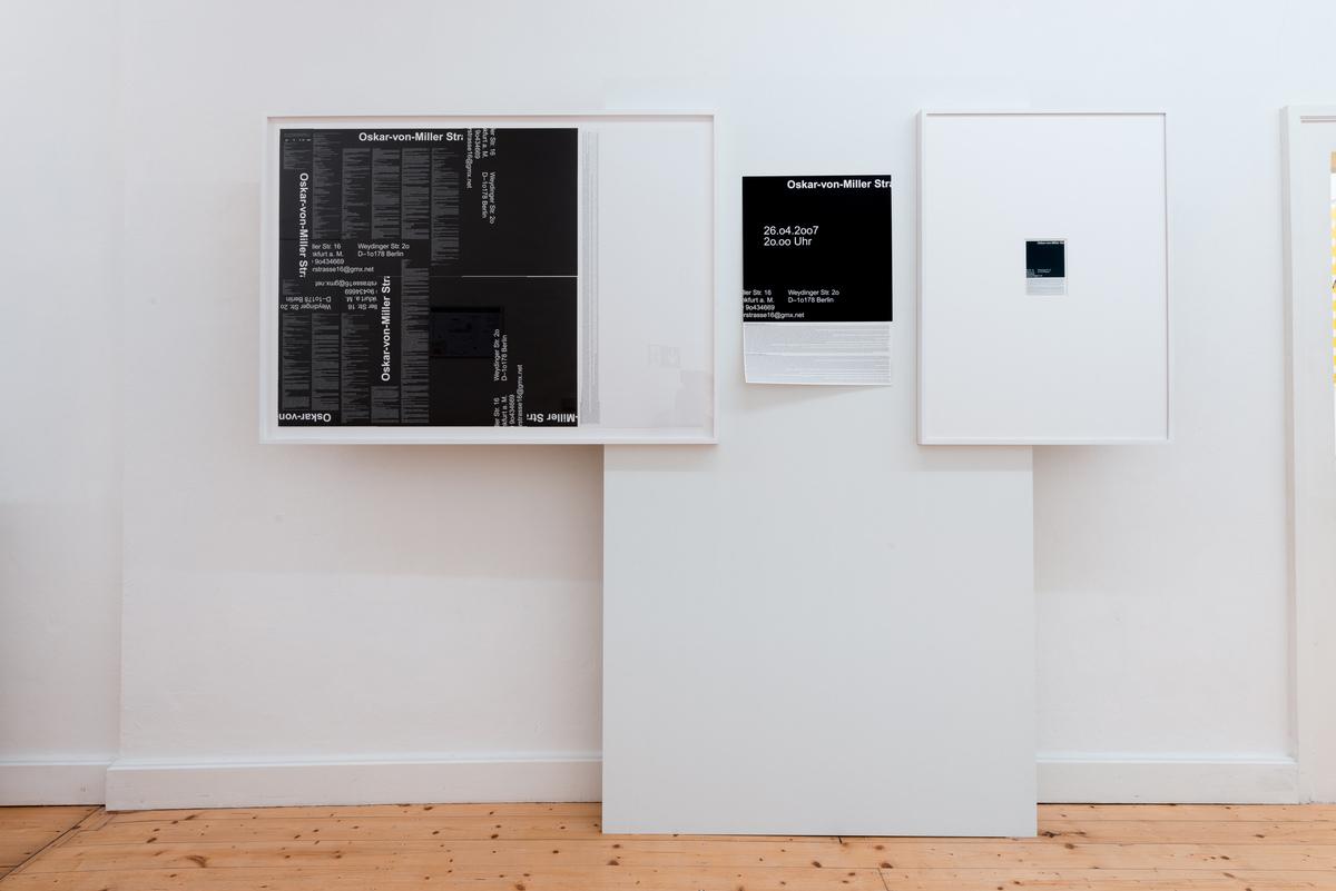 Michael Riedel at Kunstverein Braunschweig_XXI