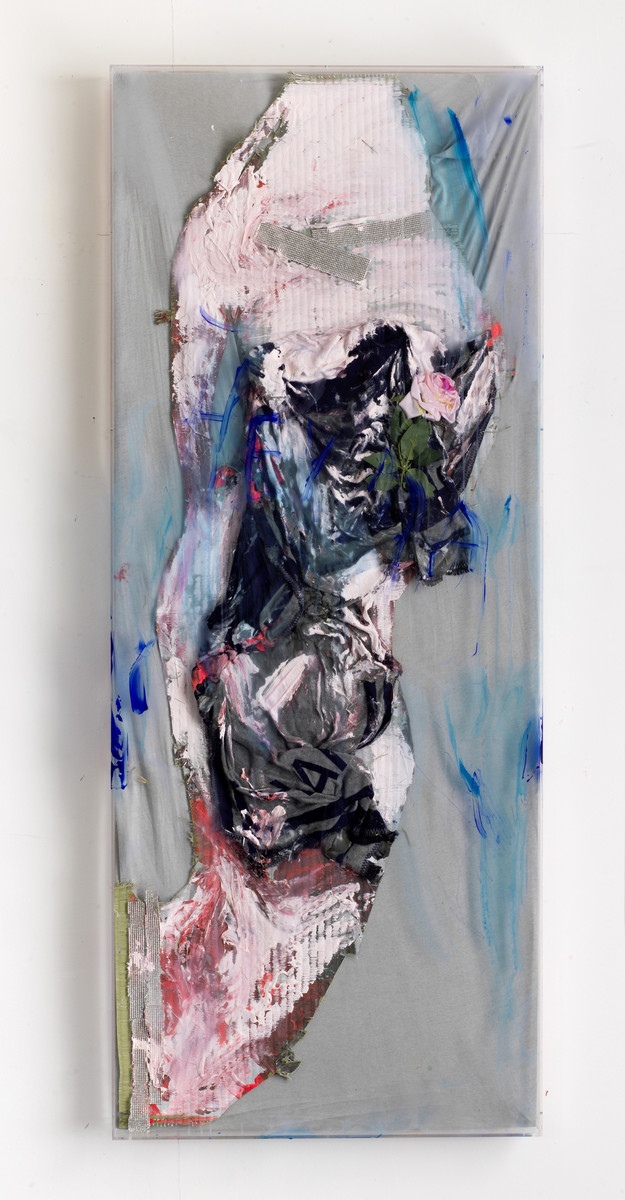 Yves Scherer, Sirens (Mermaid A), 2015