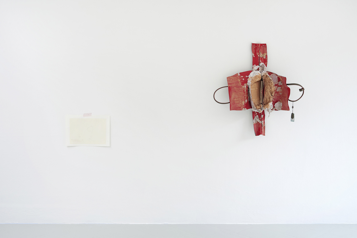 10 - Yves Scherer, Installation view, 2015 - Courtesy Studiolo, Milan - Photo Filippo Armellin