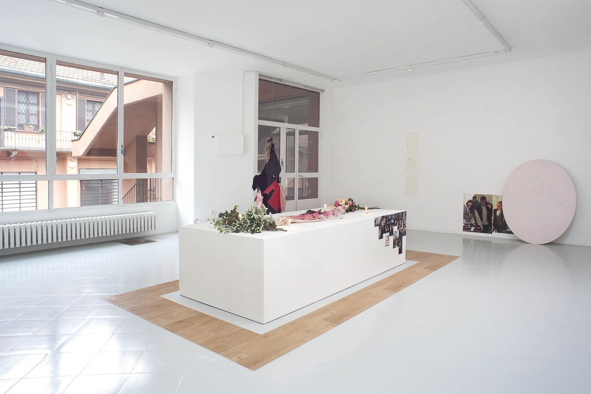 12 - Yves Scherer, Installation view, 2015 - Courtesy Studiolo, Milan - Photo Filippo Armellin
