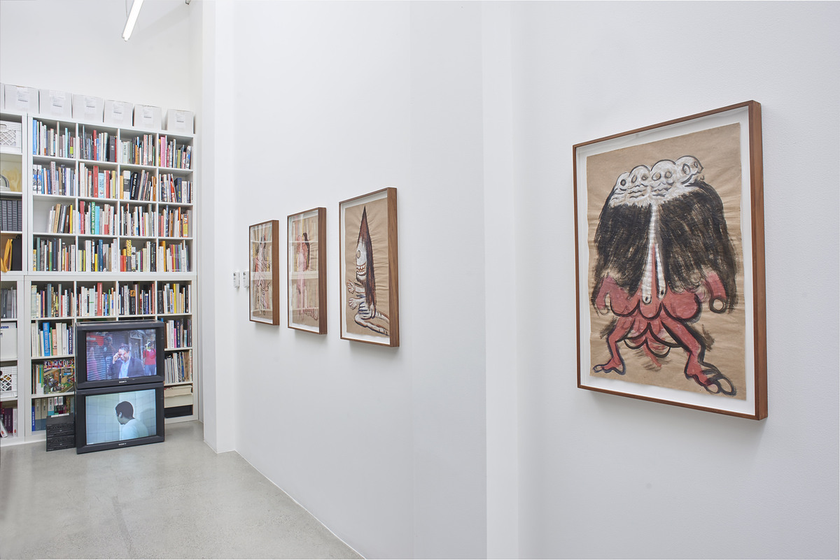 From here to there, Kurimanzutto 2016_Jessica Silverman Gallery_installation view_PRS 17
