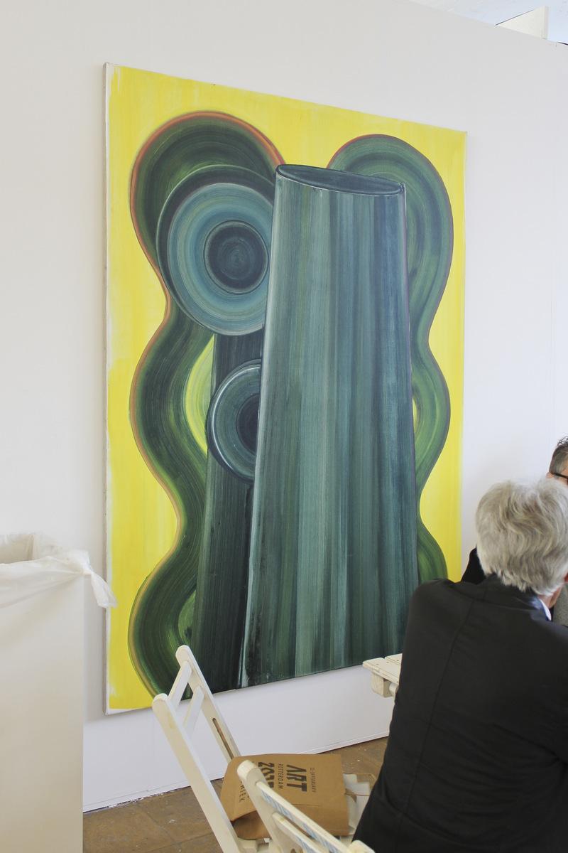 Sander van Deurzen at Barbara Seiler 02